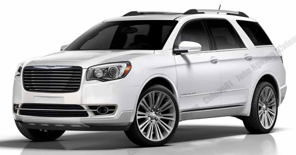 2016 Chrysler Aspen Review, Redesign, Changes, Coupe, Specs - CARS ...