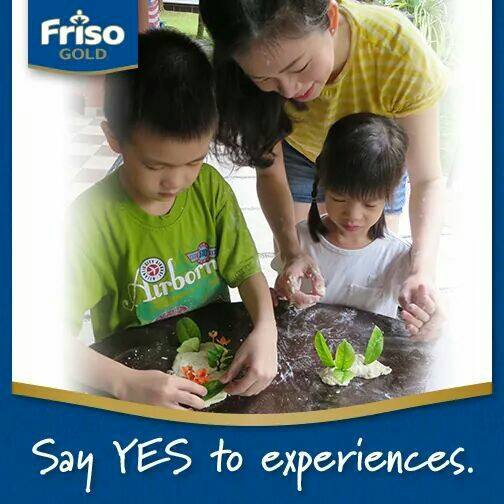 Thanks FRISO for featuring us in your YES Experience. ;)