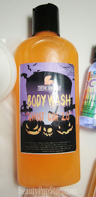 fortune cookie soap ghost gum 2.0 body wash review