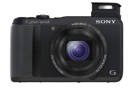 Sony Cyber-Shot DSC-HX20V Compact Digital Camera