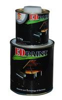 Dòng sơn màu mờ mặt 2 thành phần ED02-6xxMxx