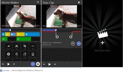 Aplikasi Movie Maker di WP 8.1 Kini Bisa Share ke Facebook