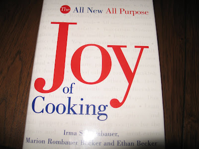 The Joy of Cooking by Irma S. Rombauer and Marion Rombauer Becker 1964, Hardback