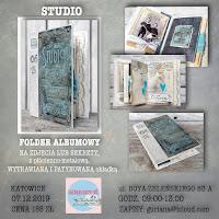 KATOWICE - folder mixed-mediowy  STUDIO