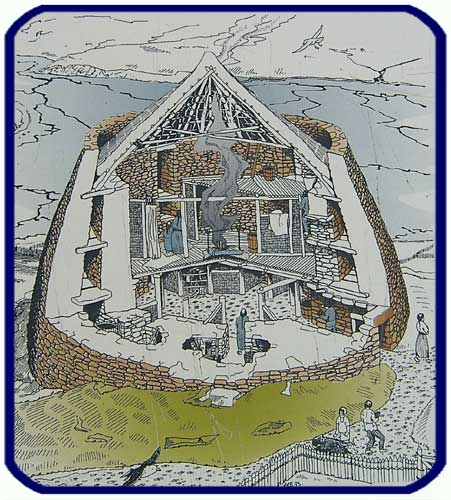 Bensozia Celts To Vikings 13a Brochs