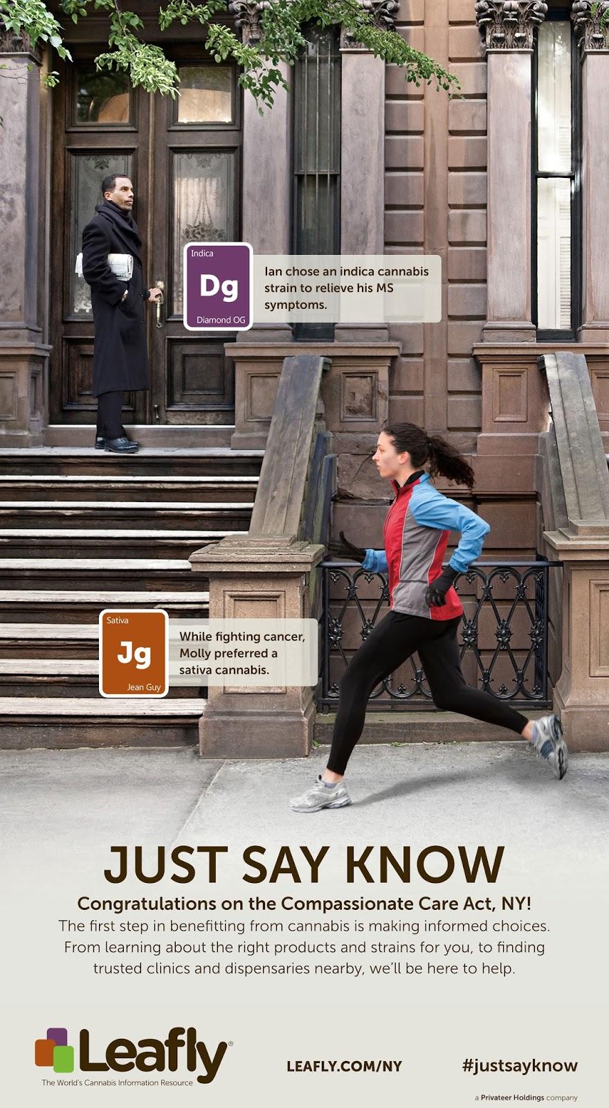 ANUNCIO PRO CANNABIS EN NEW YORK TIMES AGO 2014