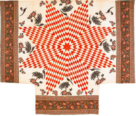 Let's Strip It: Majestic Mountain Quilt Free Pattern Download.