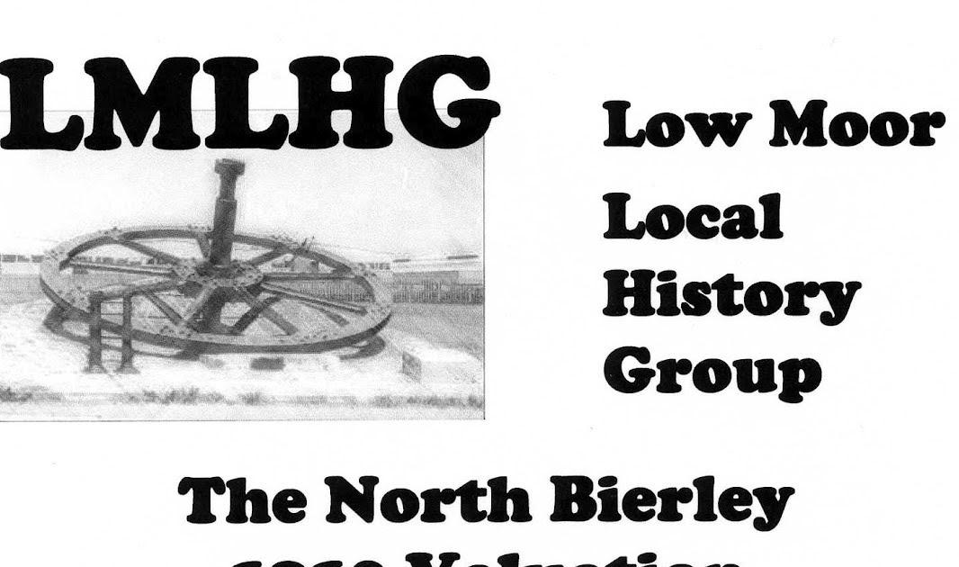 Low Moor Local History Group: Saturday November 3rd 2012 ...