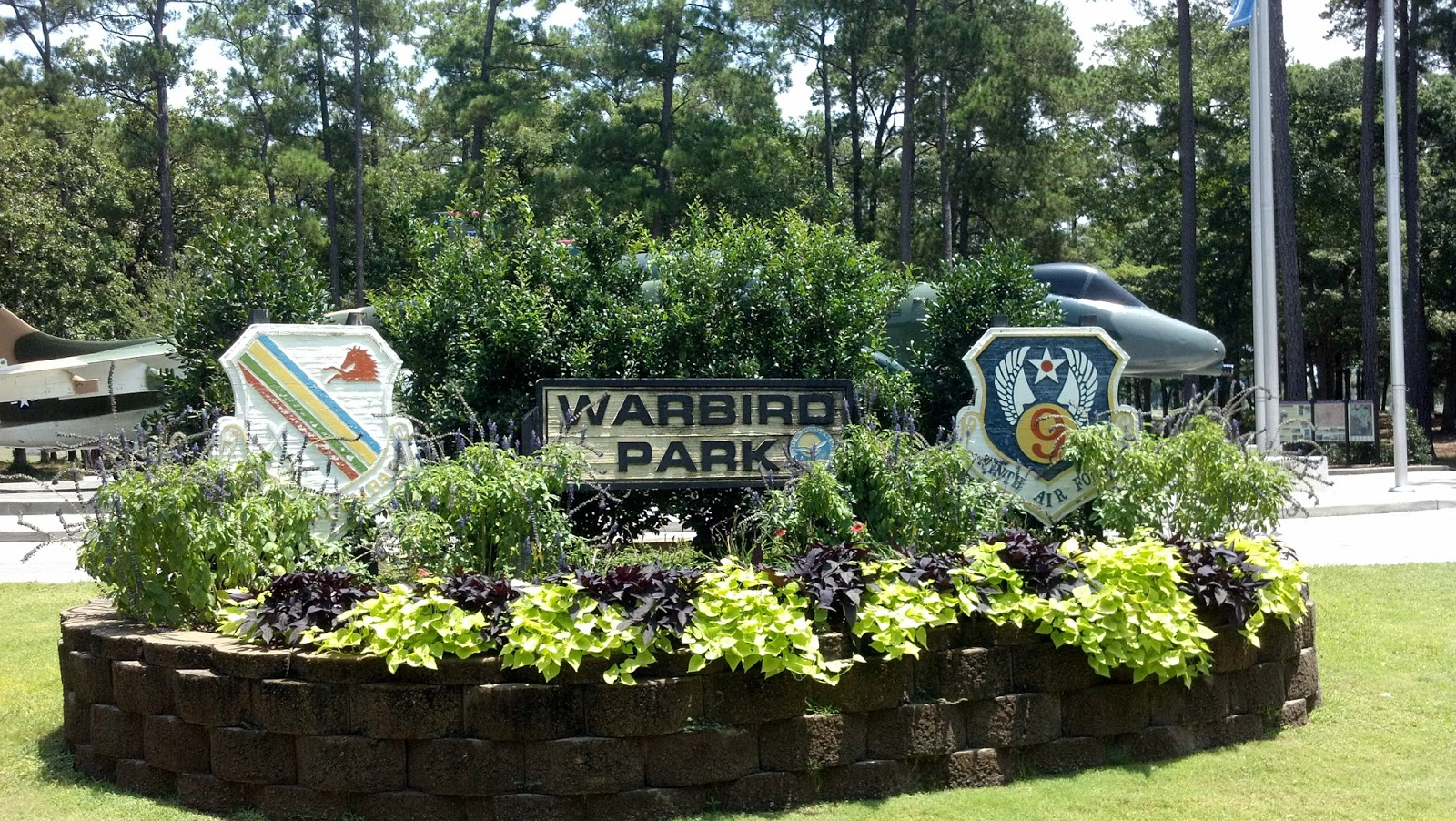 Grand Strand History: Warbird Park, Myrtle Beach, South Carolina