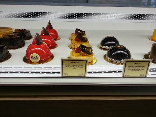 Vanille Patisserie, Chicago, French, Pastries