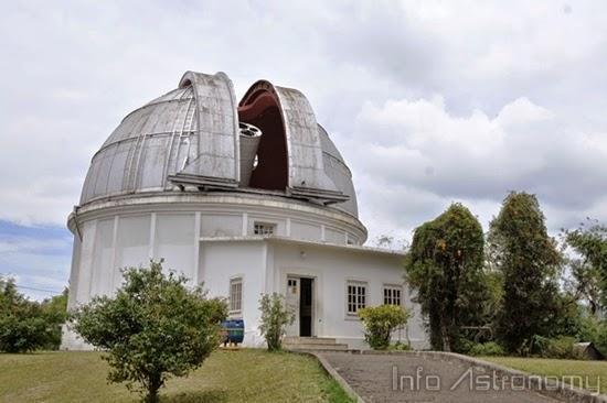 Observatorium Bosscha Tidak Akan Dipindah ke NTT