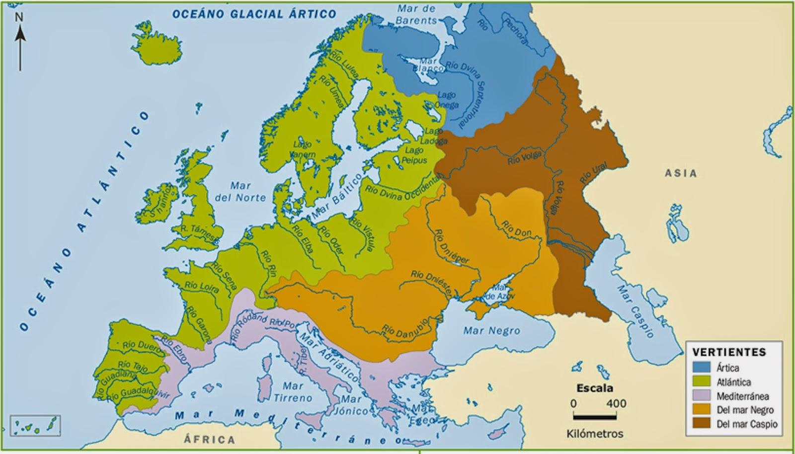 Juegos Para Aprender El Mapa De Europa