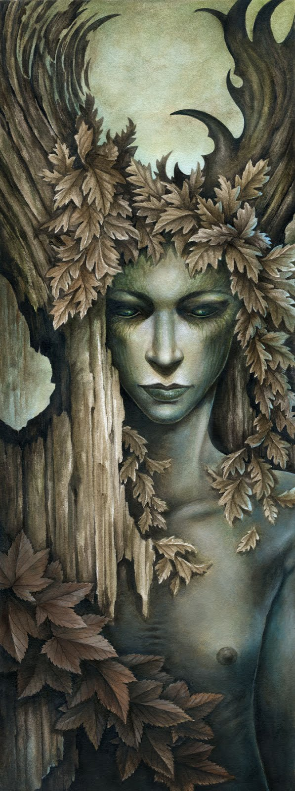 WOOD ELF BY MARKELLI