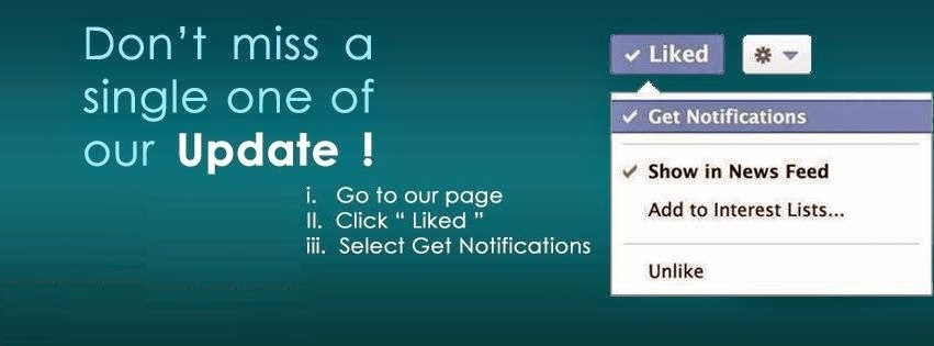 Are you on Facebook?