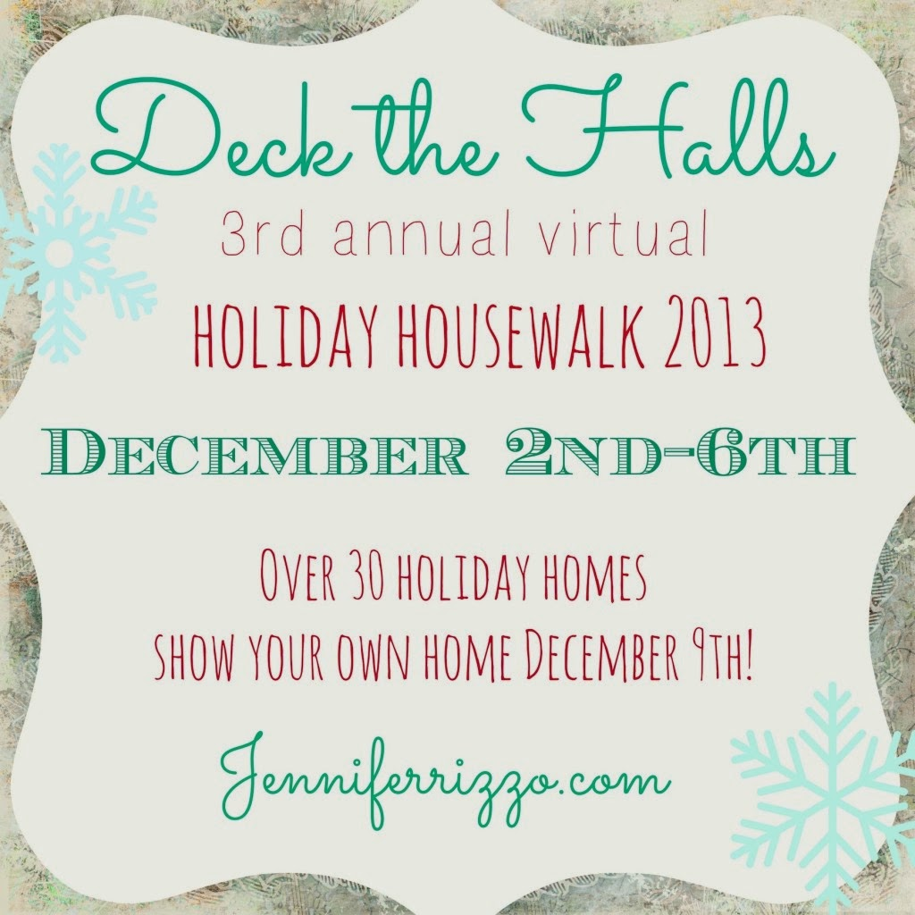 Christmas House Walk 2014
