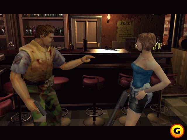 resident evil 1 game free  for pc full version