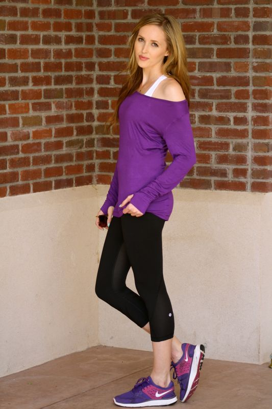 Albion Fit-Nike Shoes-Lululemon Crop Pants-Lululemon Sports Bra- Fitness-Health-Golden Divine Blog