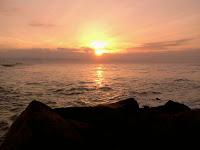 Photo Sisi Laut Pangandaran
