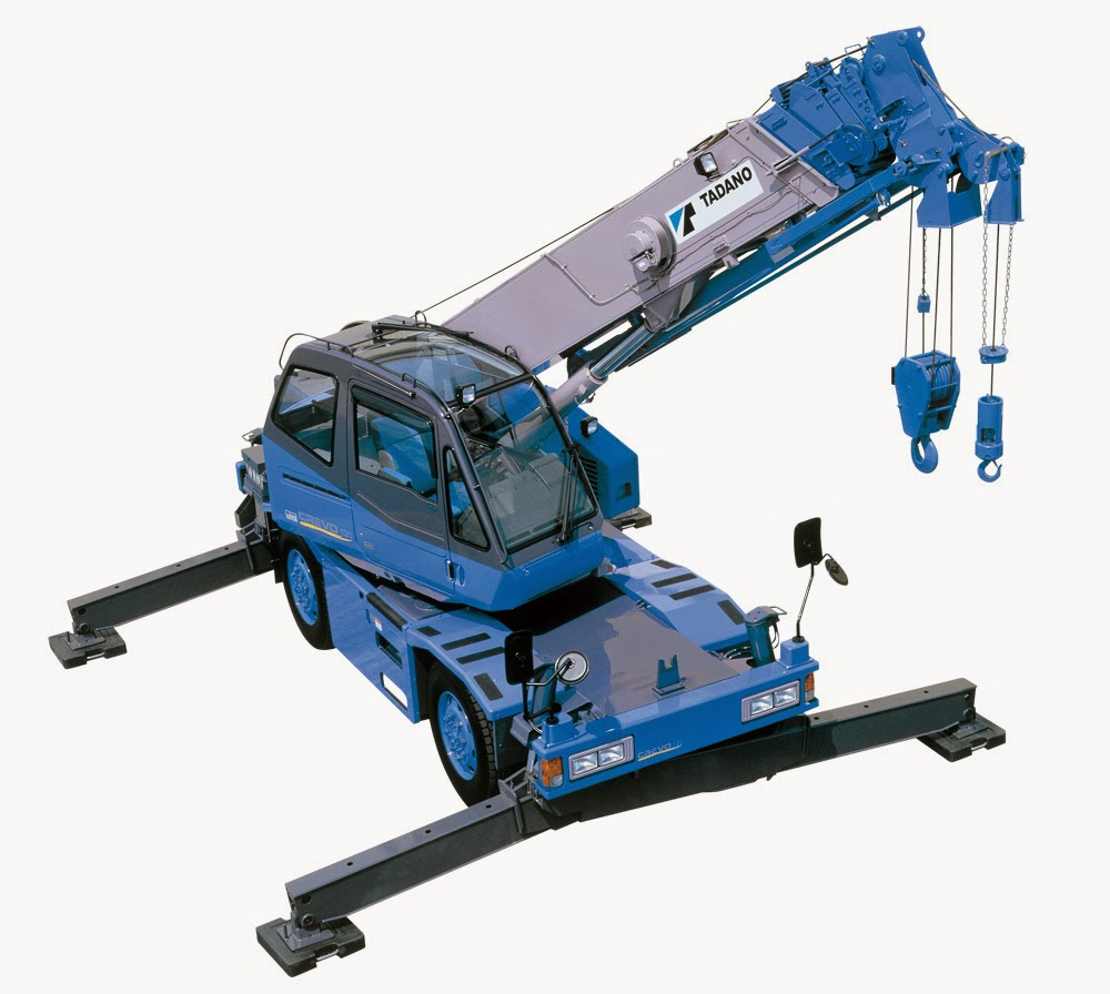 Rough Terrain Crane Wikipedia : Tadano crane related keywords suggestions