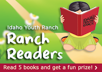 Idaho Youth Ranch Readers Program