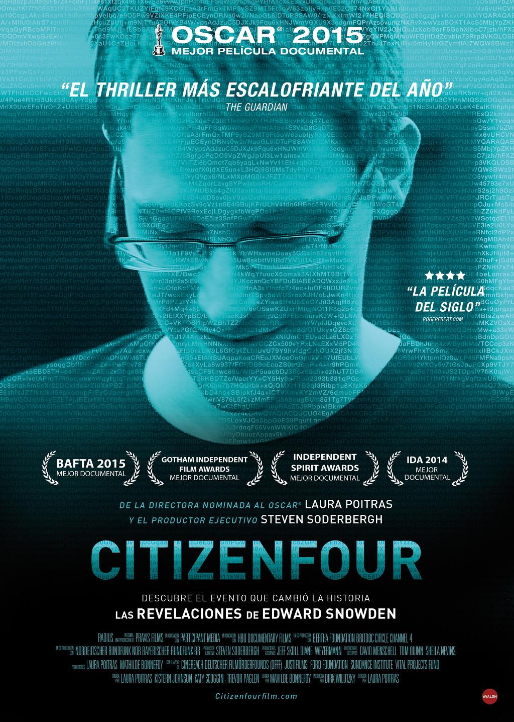 Citizenfour (2014) แฉกระฉ่อนโลก [ซับไทย]