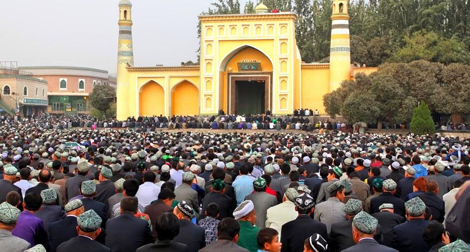 37 Negara Bela China Soal Kamp Muslim Uighur