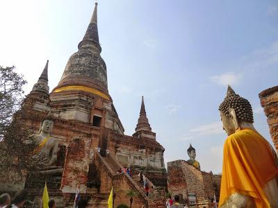 parque histórico ayutthaya