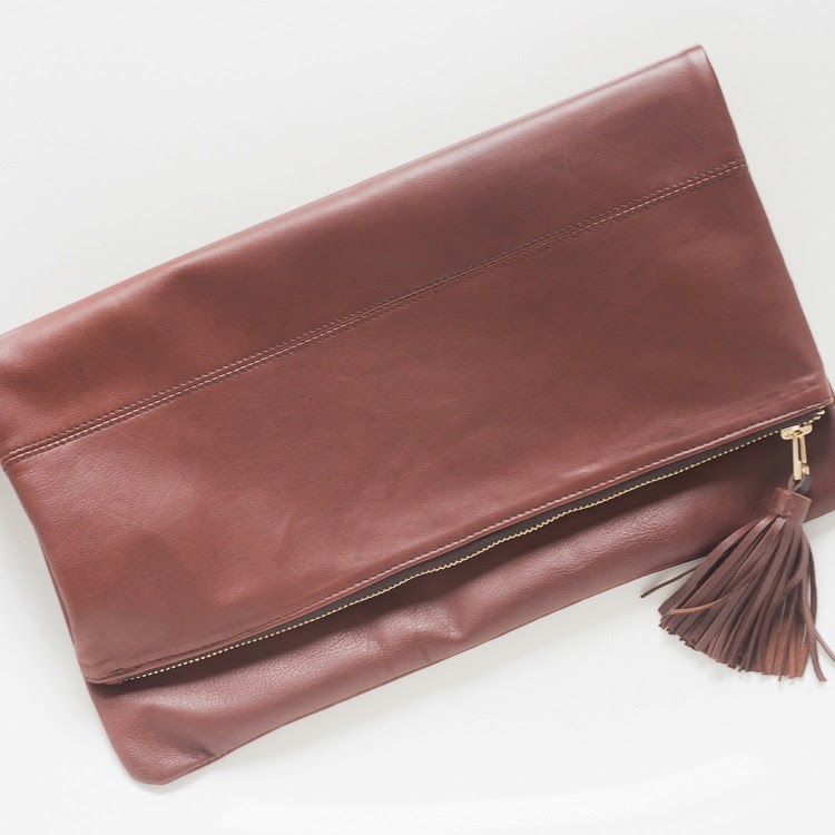 BUY THE TOPAZ CLUTCH