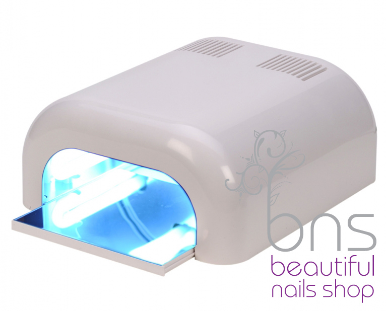 Professional Nail Gel Uv Lamp 36w White