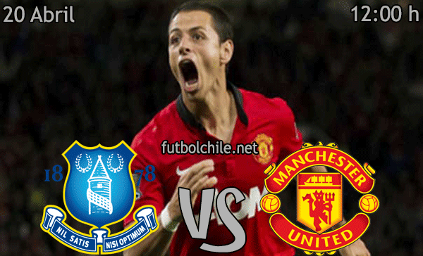 Everton vs Manchester United - Premier League - 12:00 h - 20/04/2014