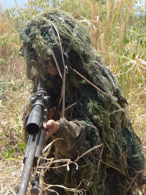 Francotirador Ejercito Colombia