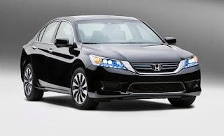 2014 Honda Accord Hybrid Photos & Info