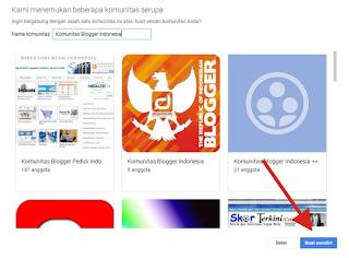 Cara Membuat Komunitas Google Plus 5