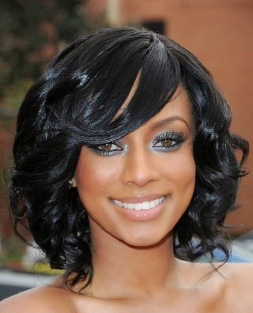 Medium Hairstyles for Black Women Add to Beauty   Fashion ...