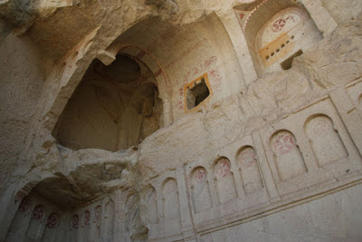 Iglesia Capadocia - Viaje a Turquia