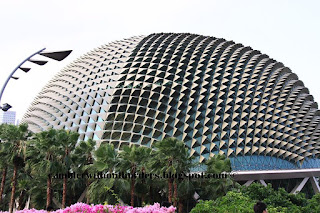 The Durians, Esplanade, Singapore