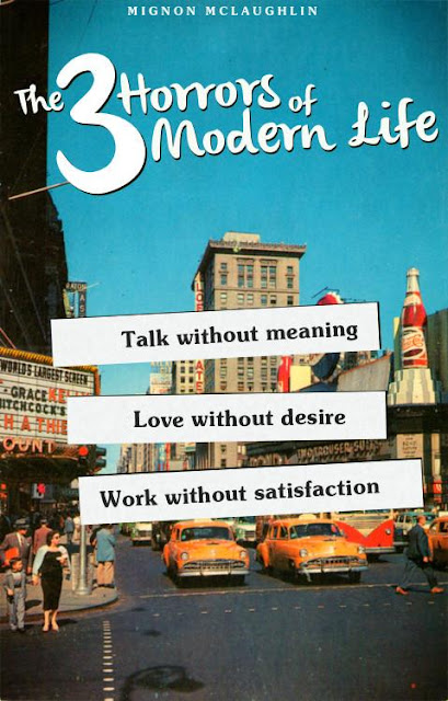 Modern Life Quotes