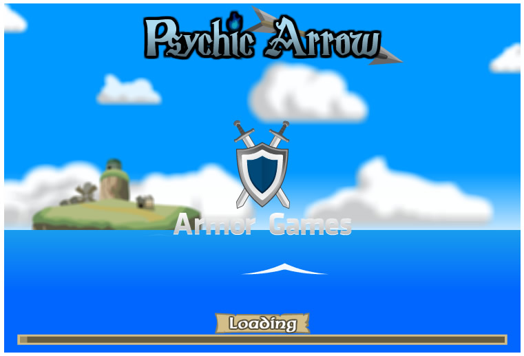 Armor Game : Psychic Arrow