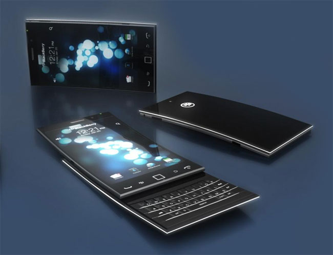 Gambar Blackberry 10 Blade