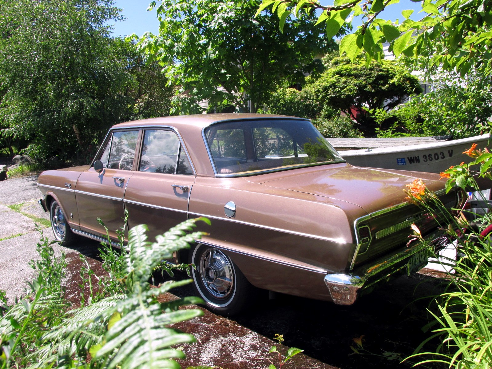 a history of the chevrolet automobile nova and chevy ii History the chevrolet chevy ii/nova was a small automobile manufactured by chevrolet, and produced in five generations for the 1962 through $26,997 121,000 miles.
