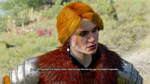 The Witcher 3: Wild Hunt Cerys