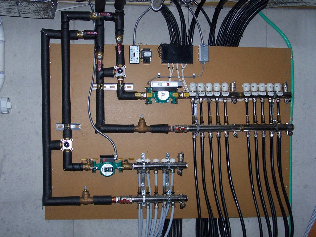 Boiler Installation: Wood Boiler Installation