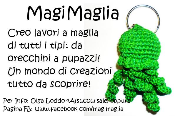 Volantino MAGIMAGLIA