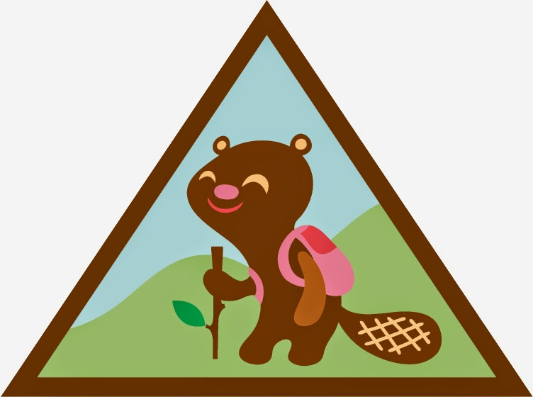 Brownie Hiker Skill-Building Badge