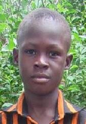 Jonathan - Burkina Faso (BF-129), Age 10