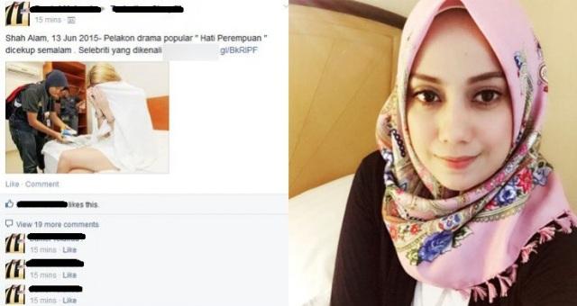 Tuduhan khalwat mengaibkan & jatuhkan maruah saya – Mia Ahmad