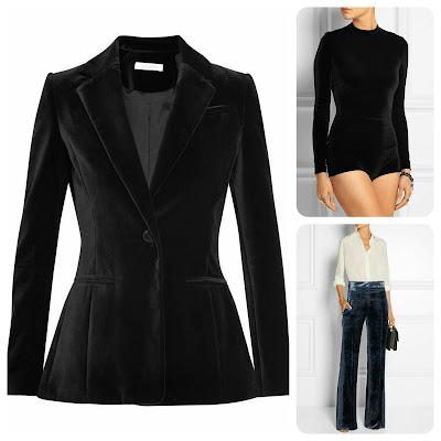 Fall/Winter 2015 Style & Fabric Trends: Velvet. Erica Bunker | DIY Style!