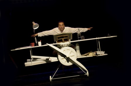 Don Chisciotte Corrado d'Elia al Teatro Libero fino a giovedì 25 luglio 2013