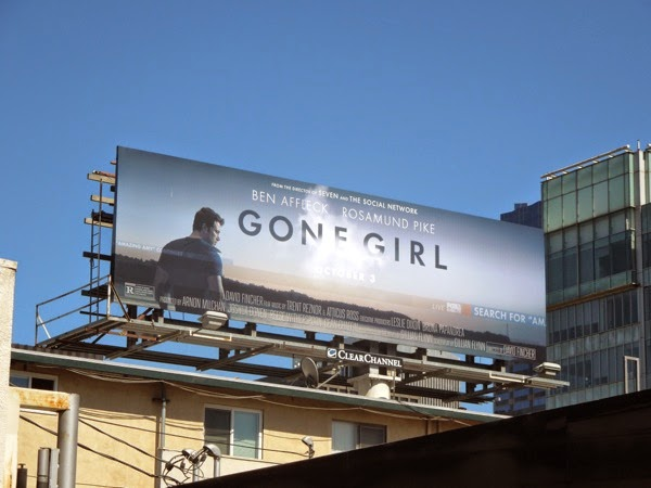 Good Girl movie billboard