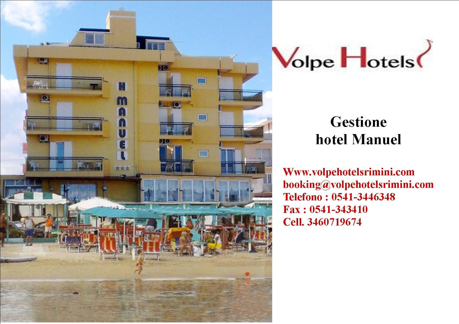 Hotels Rimini Direkt Am Strand